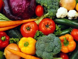 Makanan sehat berserat tinggi